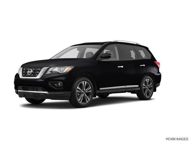 2017 Nissan Pathfinder Vehicle Photo in Odessa, TX 79762