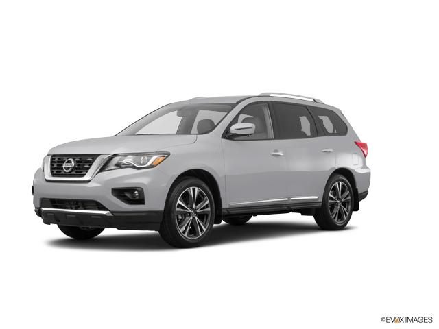 2017 Nissan Pathfinder Vehicle Photo in North Charleston, SC 29406