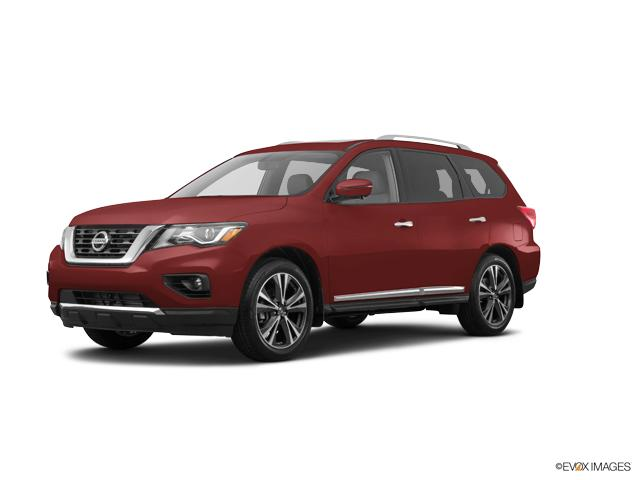 2017 Nissan Pathfinder Vehicle Photo in Janesville, WI 53545