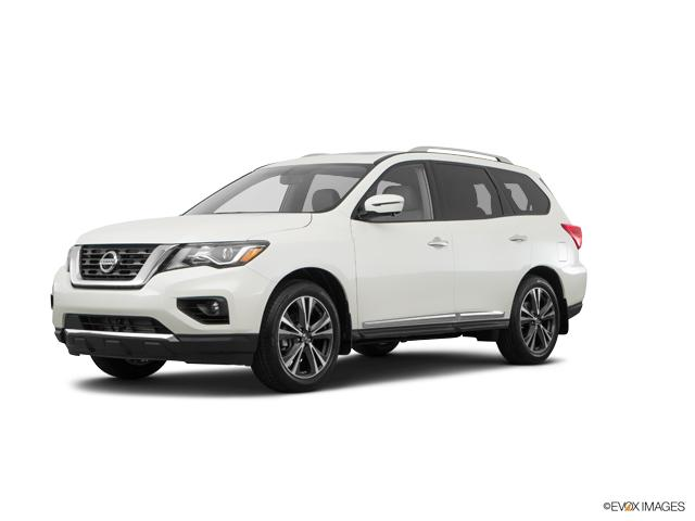 2017 Nissan Pathfinder Vehicle Photo In York Pa 17404