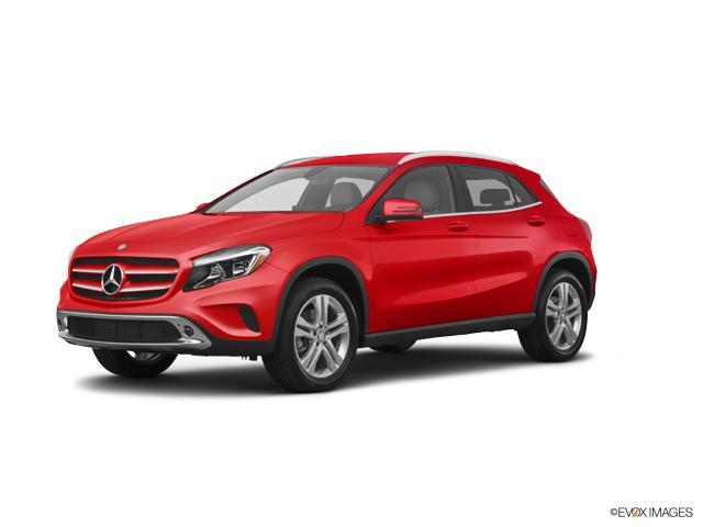 2017 Mercedes-Benz GLA Vehicle Photo in Kernersville, NC 27284
