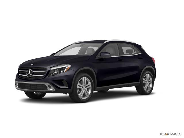 2017 Mercedes-Benz GLA Vehicle Photo in Portland, OR 97225