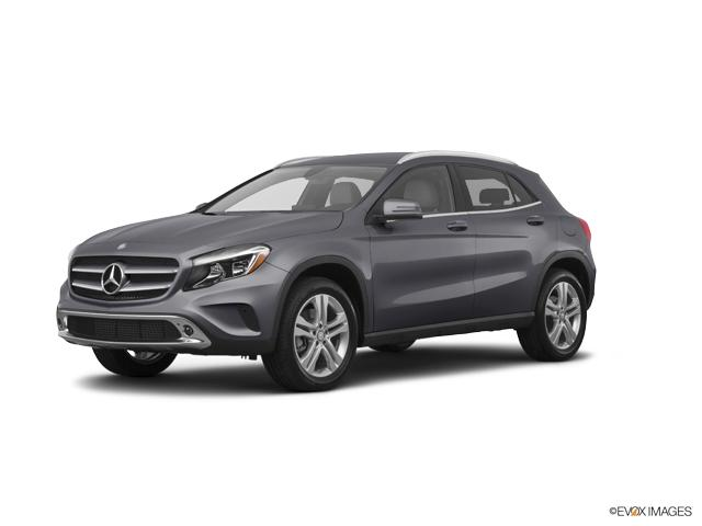 2017 Mercedes-Benz GLA Vehicle Photo in Chapel Hill, NC 27514