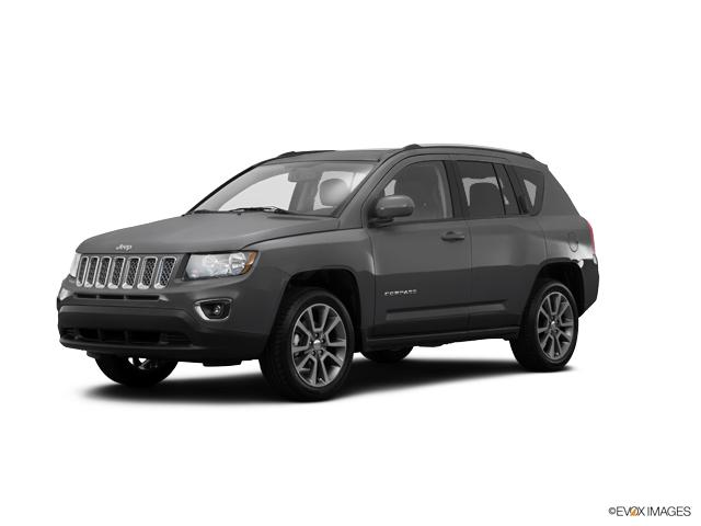 2017 Jeep Compass Vehicle Photo in Akron, OH 44303
