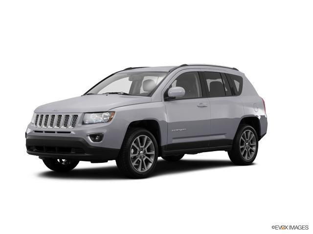 2017 Jeep Compass Vehicle Photo in Gardner, MA 01440