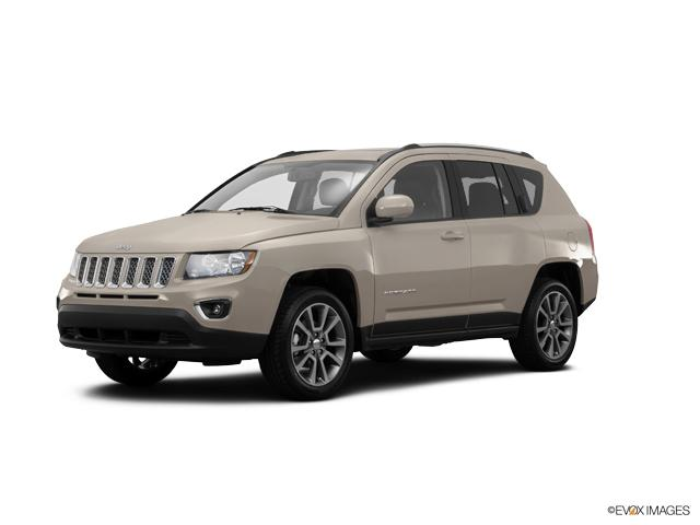 2017 Jeep Compass Vehicle Photo in Calumet City, IL 60409