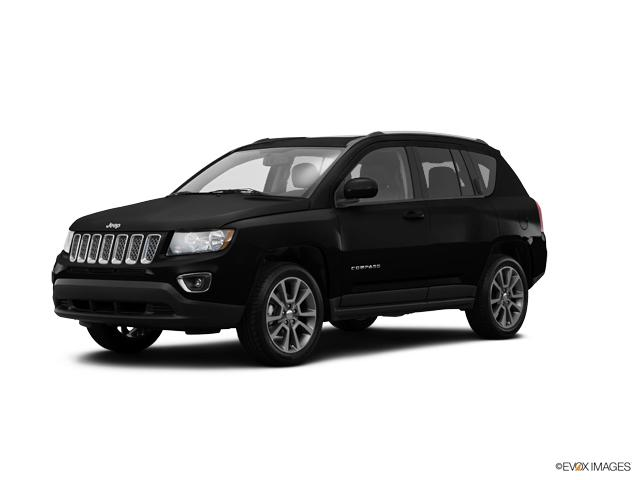 2017 Jeep Compass Vehicle Photo in Saginaw, MI 48609
