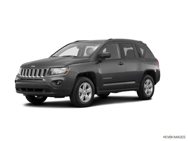2017 Jeep Compass Vehicle Photo in Burlington, WI 53105