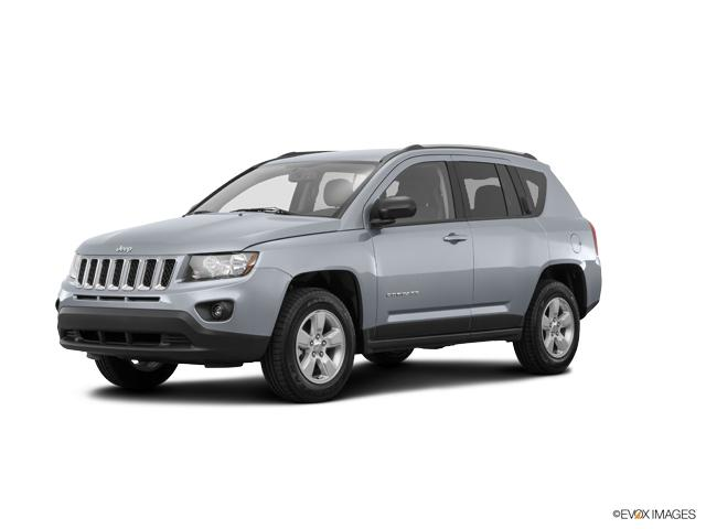 2017 Jeep Compass Vehicle Photo in Independence, MO 64055