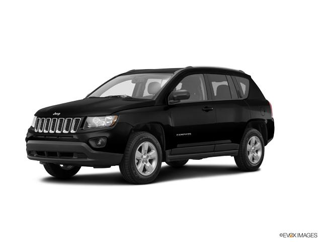 2017 Jeep Compass Vehicle Photo in West Harrison, IN 47060
