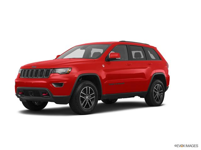 2017 Jeep Grand Cherokee Vehicle Photo in Janesville, WI 53545