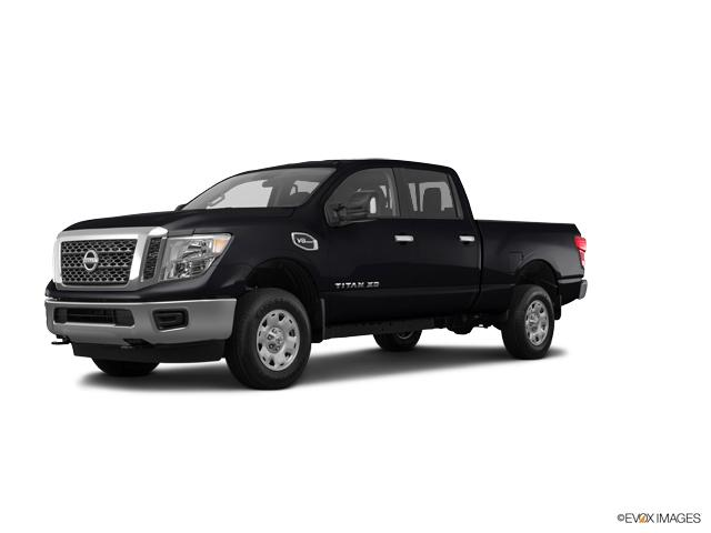 2017 Nissan Titan Vehicle Photo in Melbourne, FL 32901
