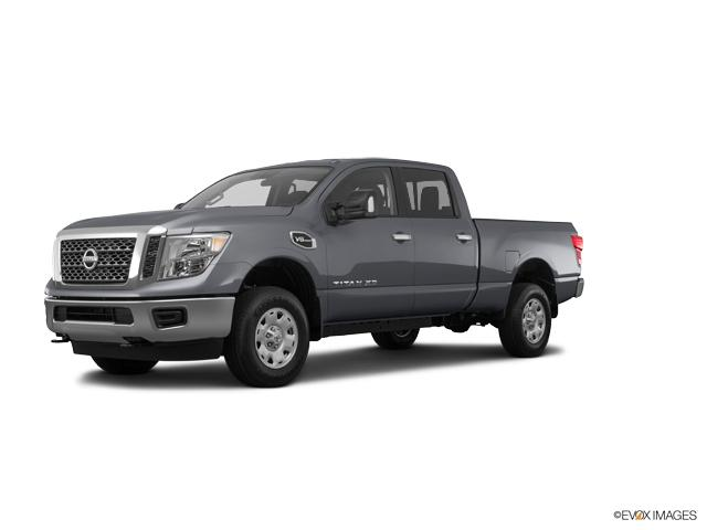 2017 Nissan Titan Vehicle Photo in San Angelo, TX 76901