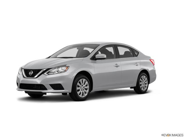 2017 Nissan Sentra Vehicle Photo in Edinburg, TX 78539