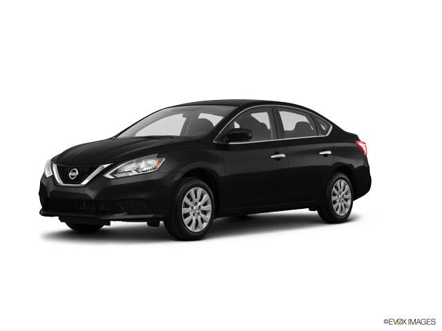 2017 Nissan Sentra Vehicle Photo in Plattsburgh, NY 12901