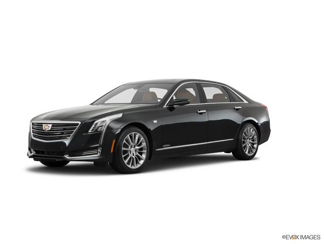 2017 Cadillac CT6 Vehicle Photo in Quakertown, PA 18951