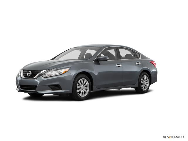 2017 Nissan Altima Vehicle Photo in Tulsa, OK 74133