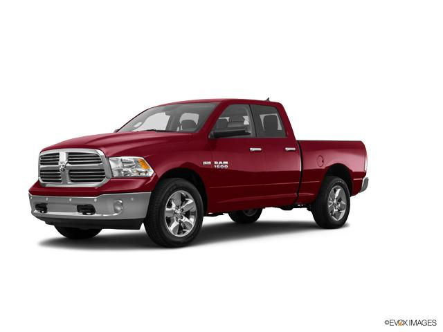 2017 Ram 1500 Vehicle Photo in Anchorage, AK 99515