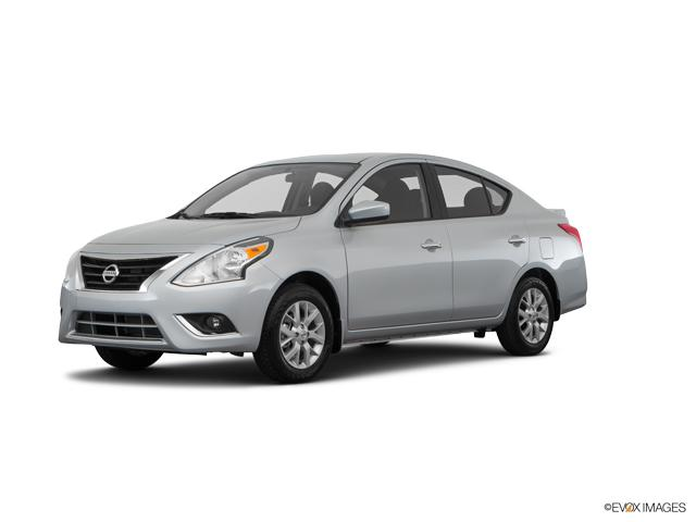 2017 Nissan Versa Sedan Vehicle Photo in Edinburg, TX 78539