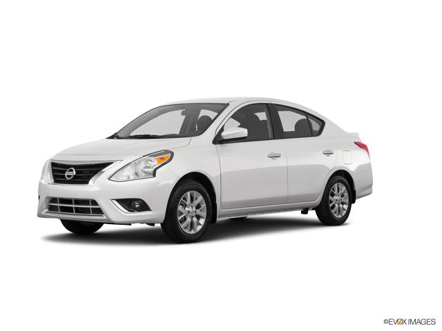 2017 Nissan Versa Sedan Vehicle Photo in Spokane, WA 99207