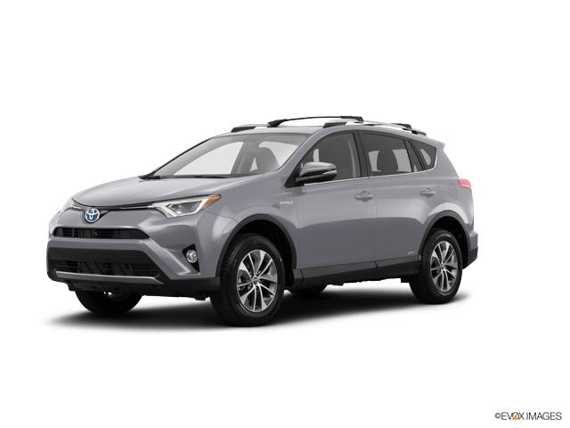 2017 Toyota RAV4 Hybrid Vehicle Photo in Trevose, PA 19053