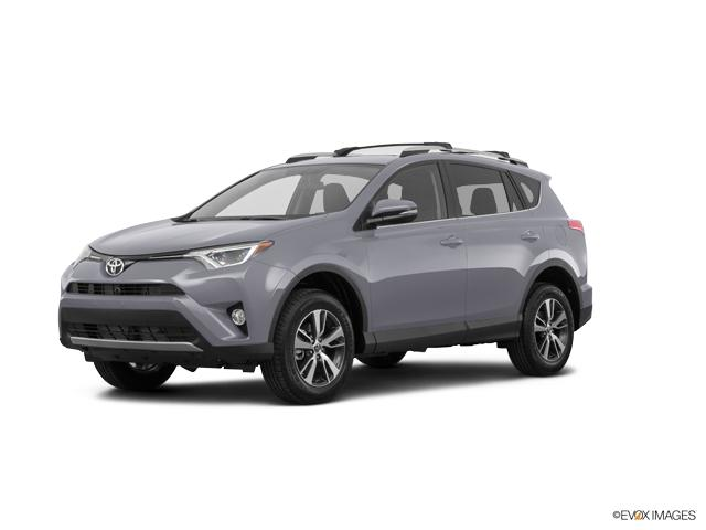 2017 Toyota RAV4 Vehicle Photo in Duluth, GA 30096
