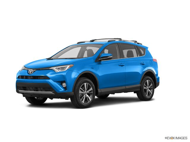 Used 2017 Toyota Rav4 For Sale At Dimmitt Chevrolet In Clearwater