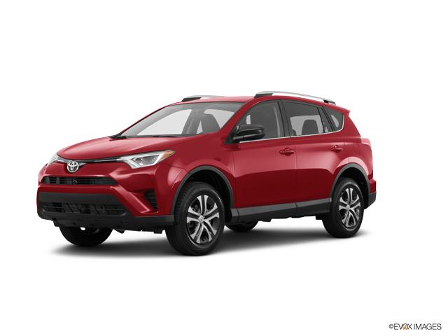 2017 Toyota RAV4 Vehicle Photo in Brockton, MA 02301