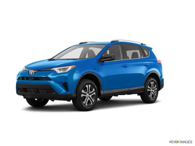 Toyota Jonesboro Ar >> 2017 Toyota Rav4 Le Fwd Gs Electric Storm Blue Suv A
