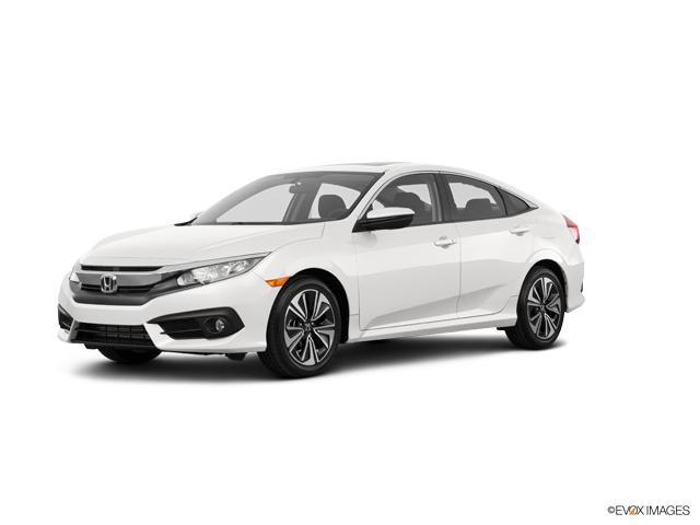 2017 Honda Civic Sedan Vehicle Photo in Beaufort, SC 29906