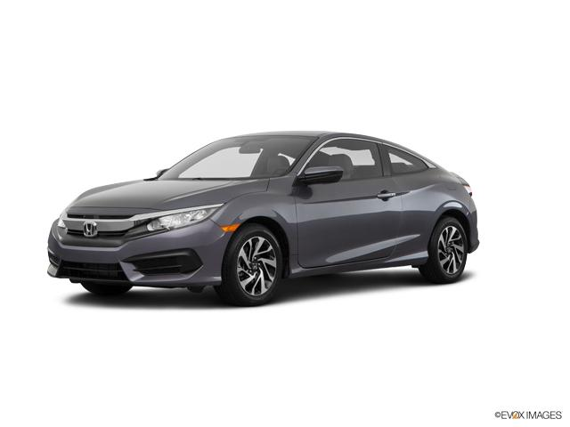 2017 Honda Civic Coupe Vehicle Photo in San Angelo, TX 76901