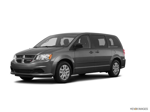2017 Dodge Grand Caravan Vehicle Photo in Mukwonago, WI 53149