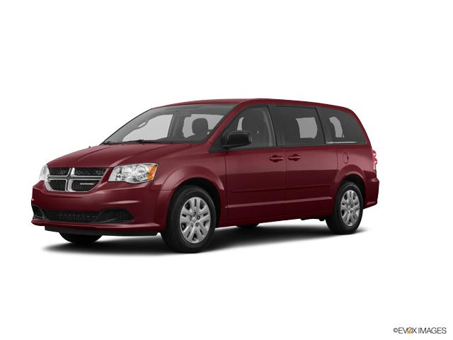 2017 Dodge Grand Caravan Vehicle Photo in Warren, OH 44483