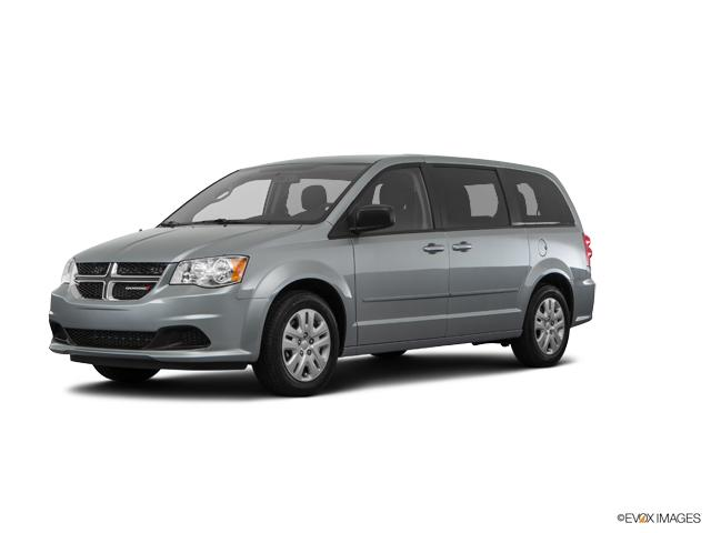 2017 Dodge Grand Caravan Vehicle Photo in Greeley, CO 80634