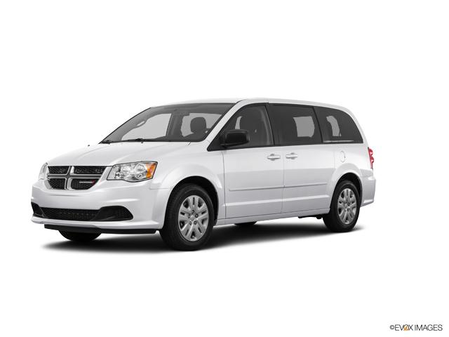 2017 Dodge Grand Caravan Vehicle Photo in Menomonie, WI 54751