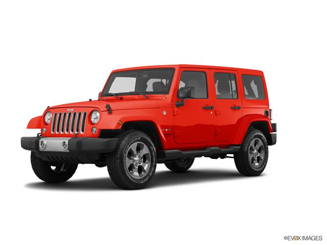 2017 Jeep Wrangler Unlimited Vehicle Photo in San Angelo, TX 76901