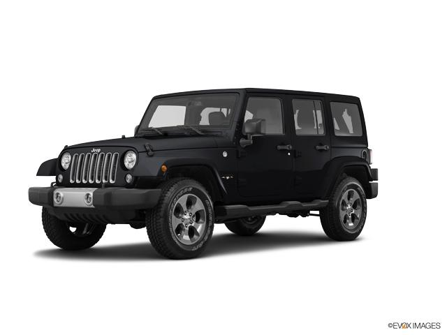 2017 Jeep Wrangler Unlimited Vehicle Photo in Anchorage, AK 99515