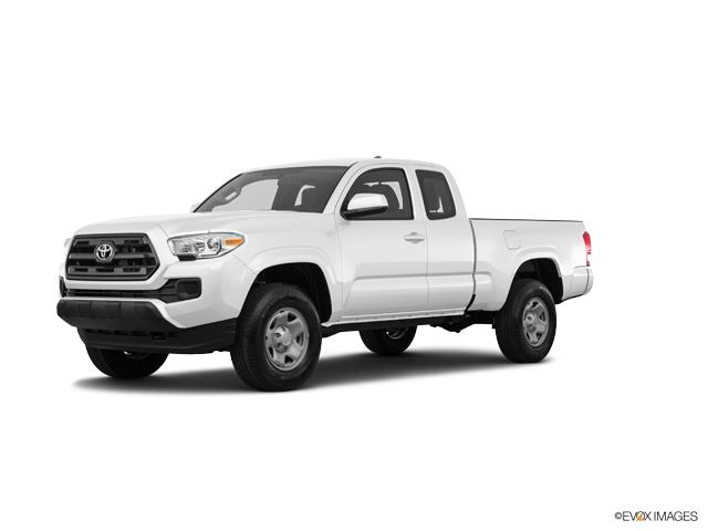 2017 Toyota Tacoma Vehicle Photo in Portland, OR 97225