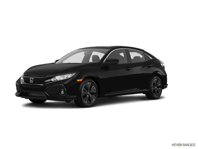 2017 Honda Civic Hatchback Vehicle Photo in Charleston, SC 29407
