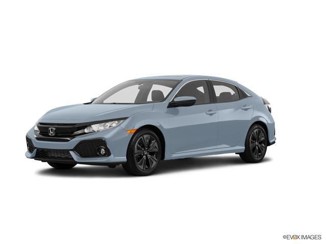 2017 Honda Civic Hatchback Vehicle Photo in Frederick, MD 21704
