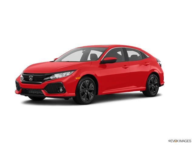 2017 Honda Civic Hatchback Vehicle Photo in Bowie, MD 20716