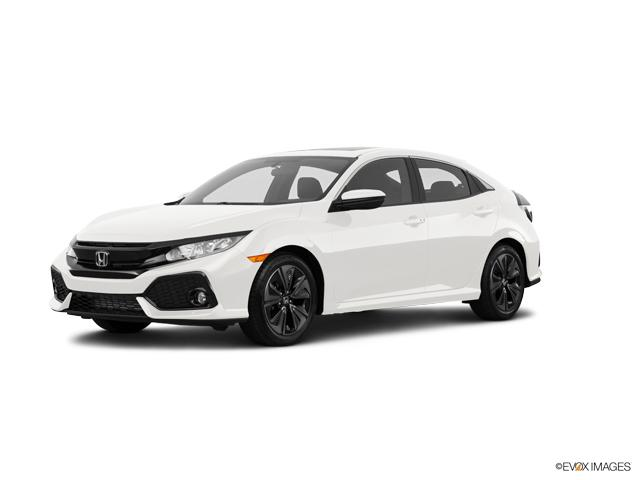 2017 Honda Civic Hatchback Vehicle Photo in San Angelo, TX 76901