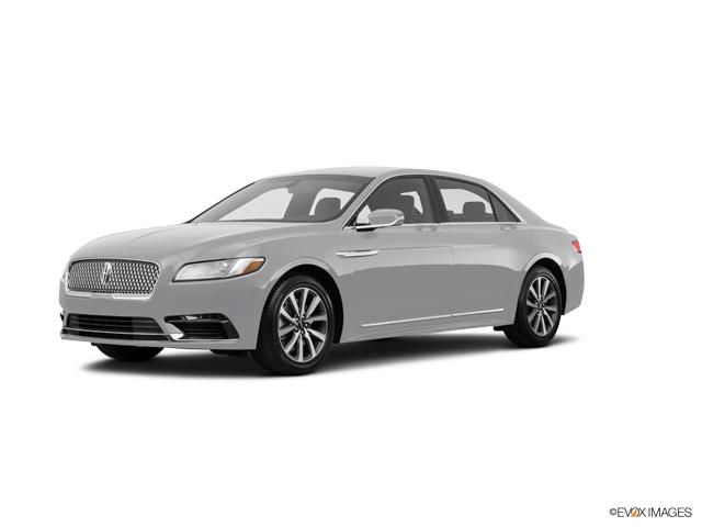 2017 LINCOLN Continental Vehicle Photo in Austin, TX 78759
