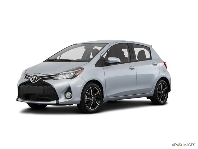 2017 Toyota Yaris Vehicle Photo in Lakewood, CO 80401