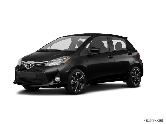 2017 Toyota Yaris Vehicle Photo in Richmond, TX 77469