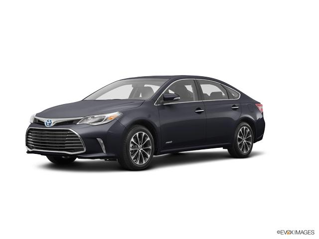 2017 Toyota Avalon Vehicle Photo in Janesville, WI 53545
