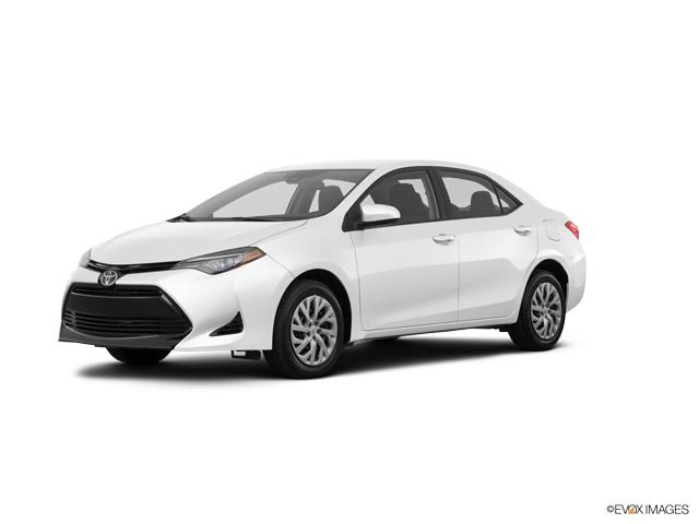 2017 Toyota Corolla Vehicle Photo in Austin, TX 78759