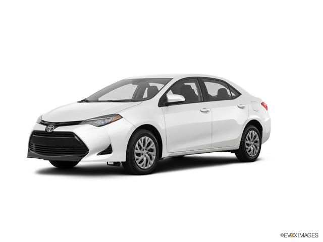 2017 Toyota Corolla Vehicle Photo in Edinburg, TX 78539