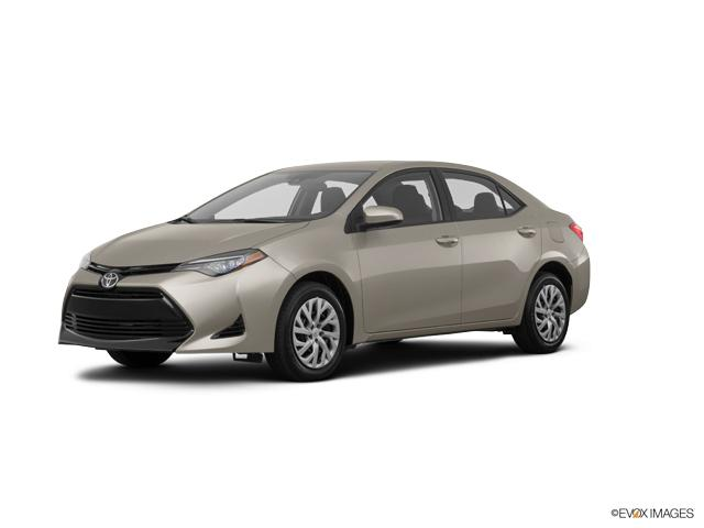 2017 Toyota Corolla Vehicle Photo in Highland, IN 46322