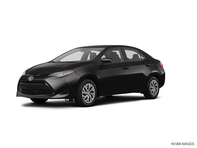 2017 Toyota Corolla Vehicle Photo in Richmond, TX 77469
